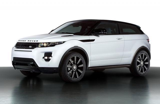 Land Rover Evoque primește retușuri decente