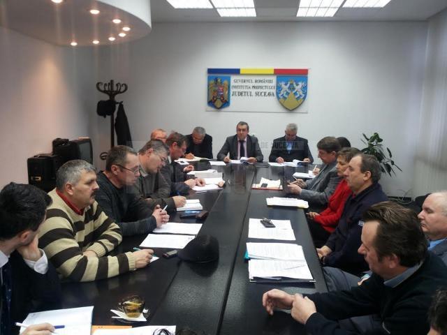 Şedinţa Comisiei de Dialog Social, la solicitarea Blocului Naţional Sindical