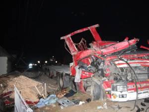 Cumplitul accident cu patru morţi de la Prisaca Dornei, din luna mai a anului trecut
