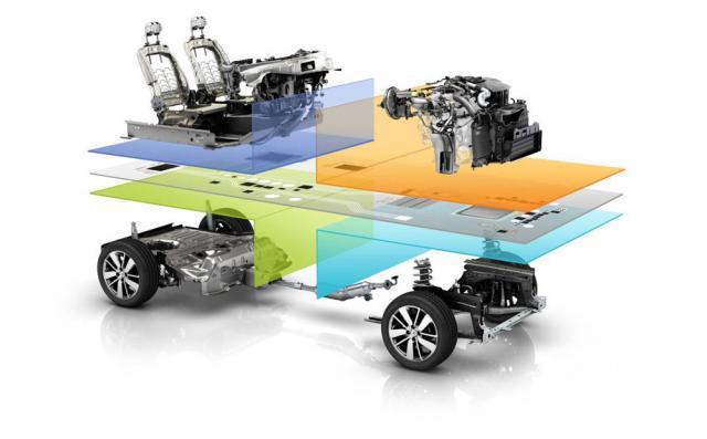 Nissan Almera va avea o platformă modulară