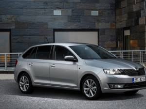 Skoda Rapid Spaceback are cea mai mare valoare reziduală