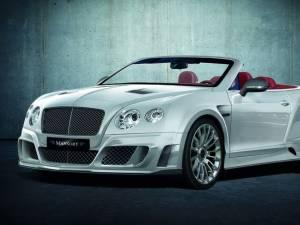 Bentley GT primește 672 cai putere