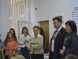 """Colegiul Silvic """"Bucovina"""" din Câmpulung Moldovenesc a găzduit reuniunea transnațională a unui proiect Comenius"""
