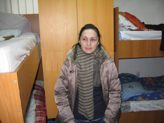 Asistent social Simona Puşcaş