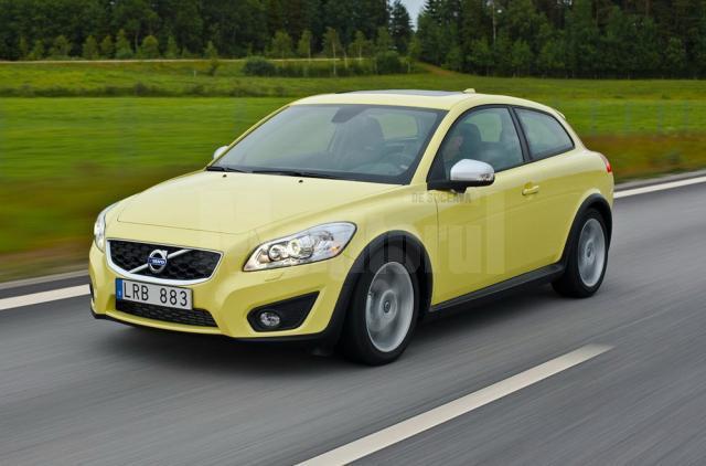 Volvo C30 se apropie de finalul carierei