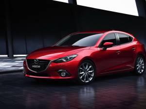 Vânzările Mazda în Europa au avansat cu 18%