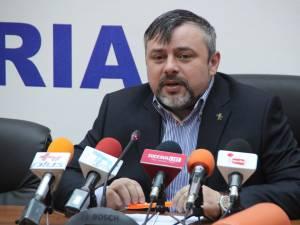 Ioan Balan îi invită pe cei de la PSD să arate un singur proiect pe care l-au făcut pentru Suceava