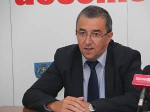 Florin Sinescu, prefectul judeţului Suceava