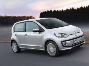 Volkswagen Up este mai confortabilă la condus