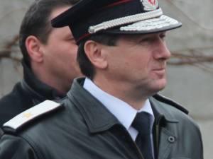 Generalul de brigadă Ion Burlui a revenit la comanda Inspectoratului pentru Situaţii de Urgenţă (ISU) Suceava