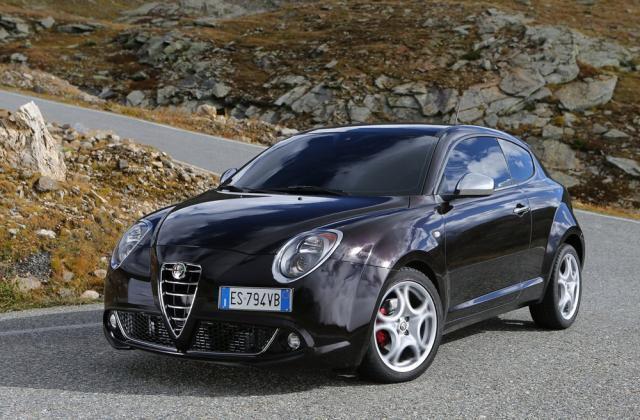 Alfa Romeo Mi.To primește motorul de 0,9 litri și 105 cai putere