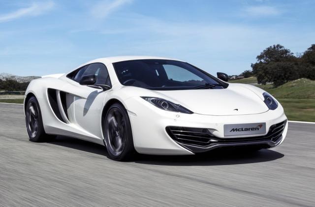 McLaren lucrează la noul supercar P13