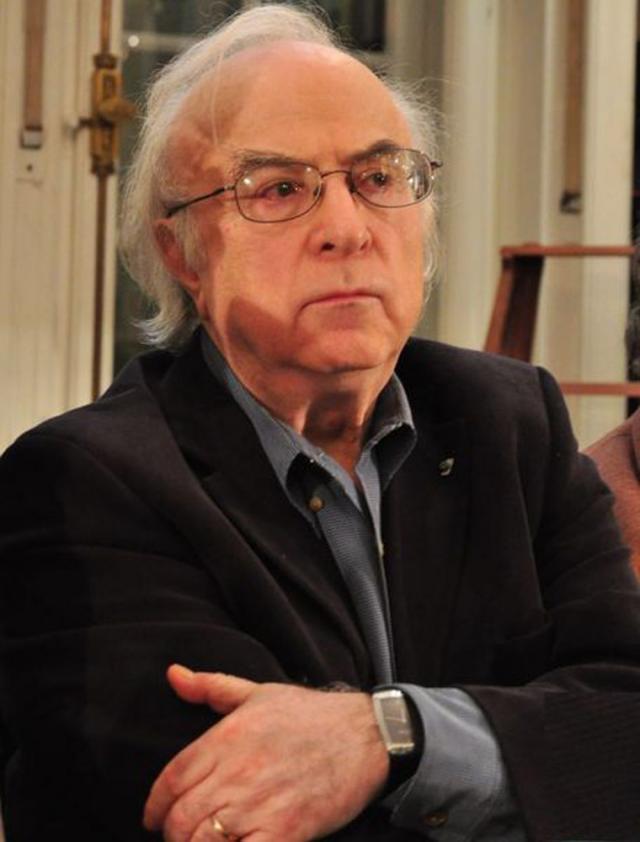 Norman Manea a fost propus pentru premiul Nobel pentru Literatură 2014. Foto: Observatorul Cultural