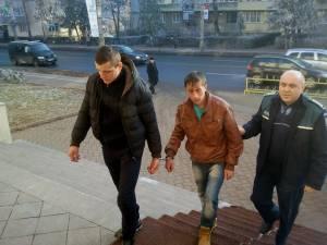 Marian Starciuc şi Valentin Marcu au fost trimişi ieri în judecată pentru săvârşirea infractiunii de omor