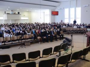 """""""Ziua internaţională a nonviolenţei în şcoli"""", la Liceul Filadelfia"""