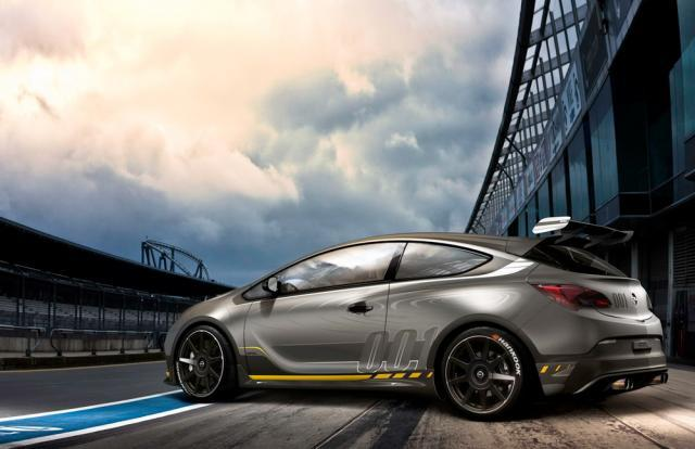 Opel Astra OPC va avea o versiune supersport, denumită Extreme