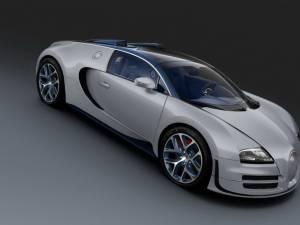 Bugatti lansează trei ediții speciale Veyron Grand Sport