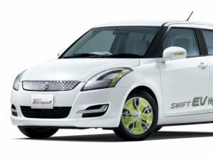 Suzuki plănuiește un model hibrid