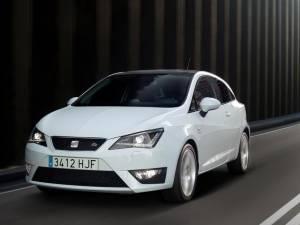 Seat Ibiza 1.2 TSI, combină dinamismul si eficienta