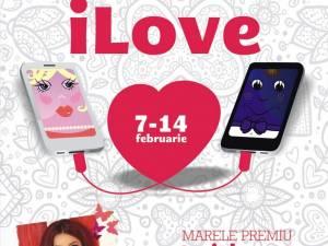 "Campania ""iLove"" la Iulius Mall, în perioada 7-14 februarie"