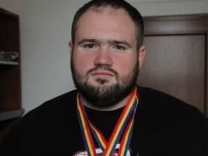 Ghiţă Ignat s-a întors acasă cu două medalii de aur