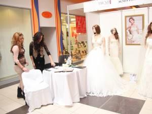 Rochii de mireasă pentru toate gusturile, la Târgul de nunţi Trend Mariaj