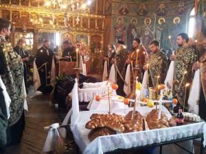 Monahia Adriana Sandu a plecat la ceruri
