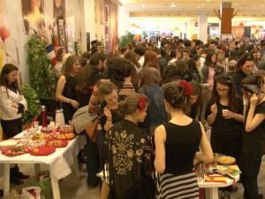 Evenimentul organizat de AIESEC a adunat numeroşi suceveni