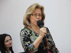 Prof. Dorina Murariu, director al Şcolii Ion Creangă