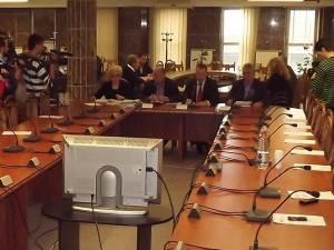 Şedinţă extraordinară de Consiliu Local, boicotată de aleşii PSD şi PNL
