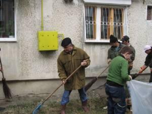 Primarul Sucevei se va implica în campania de curăţenie, pentru al zecelea an consecutiv