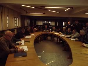 Ion Lungu i-a mustrat pe constructori că nu au luat măsurile necesare pentru a se circula bine pe toate străzile pe care au intervenit