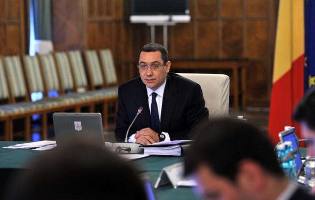 Prim-ministrul Victor Ponta speră că prin noua formulă este înlesnit actul de guvernare