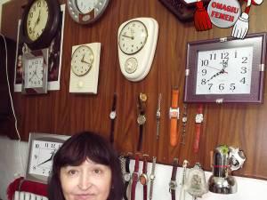 Georgeta Foca: Pentru mine este o plăcere să ascult cum bat ceasurile
