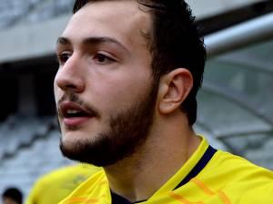 Vlad Nistor a bifat prima selecţie ca titular în naţionala României