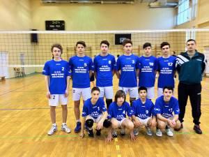 Juniorii III de la CSȘ Nicu Gane Fălticeni s-au calificat la turneul final