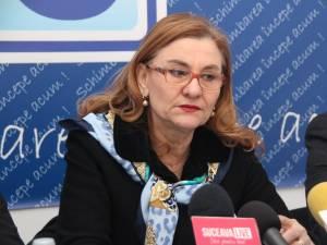 Vicepreşedintele PC, deputatul Maria Grapini