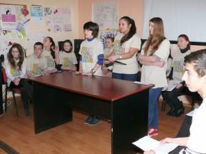 Exerciţiu de democraţie dedicat tinerilor fălticeneni