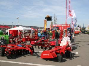 124 de firme din domeniul agriculturii şi al industriei alimentare expun la târg