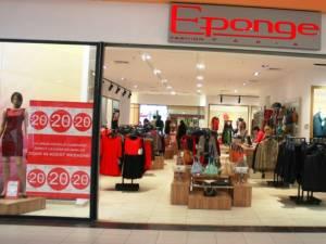 În Shopping City Suceava s-a deschis sâmbătă magazinul Eponge