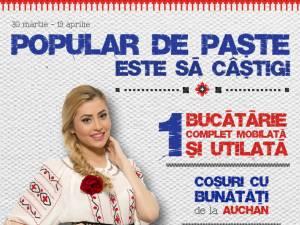 Premii de Paşte pentru clienţii Iulius Mall