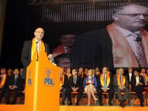 PDL şi-a lansat candidaţii pentru europarlamentare, Onofrei ocupând locul 6 pe liste