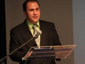 Prof. univ. dr. ing. Mihai Dimian, prorector responsabil de activitatea ştiinţifică