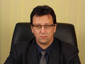 Petrică Ropotă, şeful  Administraţiei Judeţene a Finanţelor Publice Suceava
