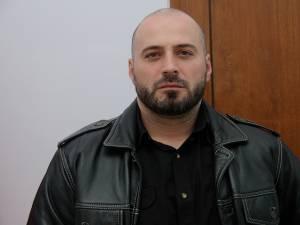 Bogdan Galanton lucrează ca agent de pază la clubul Ranch din municipiul Suceava