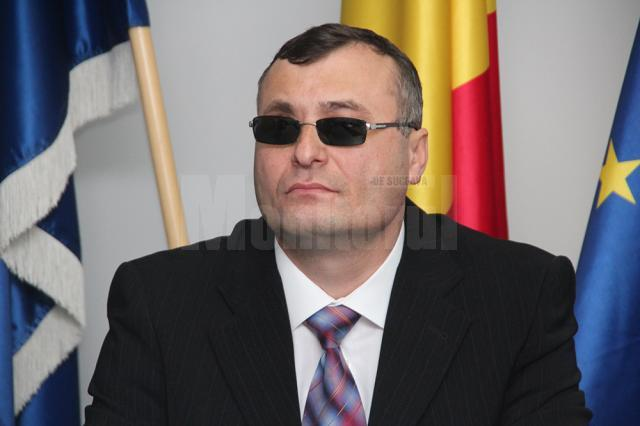 Liderul SNAP Suceava, agentul-şef principal Vasile Grumăzescu