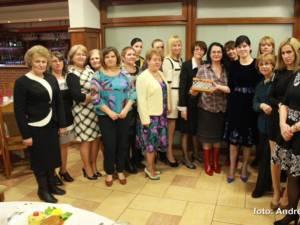 Acțiune caritabilă desfăşurată de organizația județeană de femei a PDL