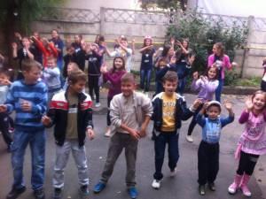 """""""Un stil de viață durabil pentru mine și cei din jurul meu"""", la Şcoala """"Mihail Sadoveanu"""" Fălticeni"""