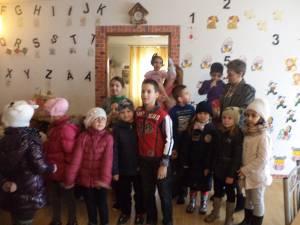 """Proiectul ,,Săptămâna Omeniei"""", la Grădiniţa Ţăndărică"""