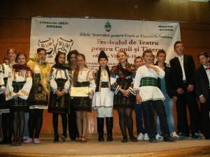 Festivalul de teatru pentru copii și tineret, un succes pentru iubitorii de artă